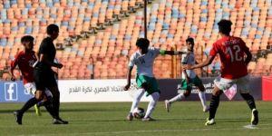 المنتخب السعودي للشباب يواجه منتخب الجزائر غداً في نهائي كأس العرب للشباب