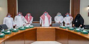 أمير منطقة حائل يرعى توقيع اتفاقية إنشاء محطة تنقية مياه أجهزة الغسيل الكلوي