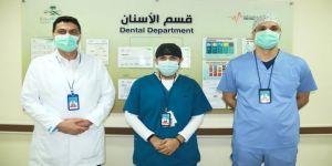 مستشفى الملك فيصل بمكة ينهي معاناة مقيم من الم حاد بالجبهه والرأس لأكثر من شهرين