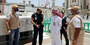 ١٠ مستشفيات و ٨٢ مركزا صحياً بتجمع مكة المكرمة الصحي تعلن جاهزيتها لموسم الحج