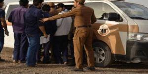 ضبط 12642 مخالفًا لأنظمة الإقامة والعمل وأمن الحدود خلال أسبوع