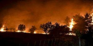 استمرار مكافحة حرائق الغابات في اليونان لليوم الحادي عشر على التوالي
