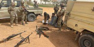 القيادة العامة الليبية تعلن القبض على قيادي في تنظيم داعش الارهابي