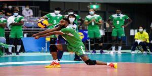 أخضر الطائرة يتغلّب على كازاخستان في البطولة الآسيوية