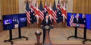 المملكة المتحدة تعلن عن تحالف أمني مع أمريكا وأستراليا