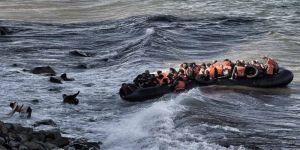 حرس الحدود البحرية الليبي ينقذ 90 مهاجرًا غير شرعي