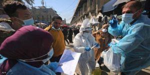 خلال الـ 24 الساعة الماضية 3081 إصابة جديدة بفيروس كورونا المستجد في العراق