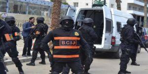 الأمن المغربي يوقف أشخاص للاشتباه في ارتباطهم بتنظيم داعش الإرهابي