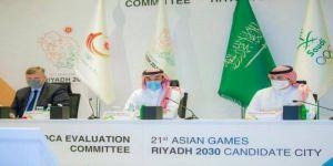 نجاحات متواصلة للمملكة في استضافة أبرز الأحداث الرياضية العالمية