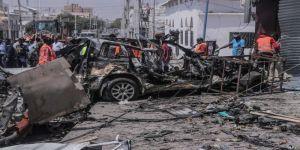 مقتل 8 أشخاص وإصابة 12 في انفجار سيارة مفخخه في العاصمة مقديشو