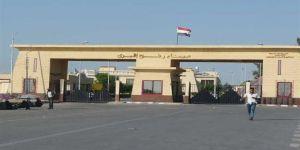 السلطات المصرية تواصل فتح معبر رفح البري