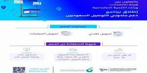 إطلاق برنامج دعم مندوبي التوصيل السعوديين بالتعاون بين هيئة الاتصالات وبنك التنمية الاجتماعية
