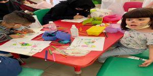جمعية طفولة آمنة تشارك في احتفاء اليوم الوطني 91 للجمعية السعودية للتربية الخاصة