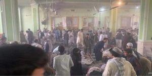 مقتل 20 شخصًا وإصابة 30 في انفجار بمسجد جنوبي أفغانستان