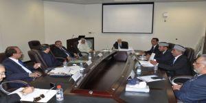اعضاء اللجنة العليا لرواد المملكة يختتمون اجتماعهم الأول في الأحساء 