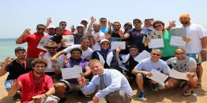 12 الف و650 من افراد المجتمع والمتطوعين و الغواصين المشاركين في اليوم العالمي للبيئة ينوهون بدعم الملك سلمان للتوعية البيئية والتنمية المستدامة