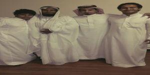 آل مري يحتفلون بزفاف نجلهم طارق