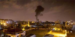 غارات للاحتلال على غزة بعد تجربة صاروخية للمقاومة