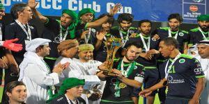 بركلات الترجيح الجوارح فريق الشباب العربي الاماراتي يتوج بطلا لكاس دل مونتي الثلاثين للاندية الخليجة للمرة الثانية
