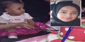 الزميلة غفران مكي تحتفل بعيد ميلاد ابنتها سارة في عامها الأول