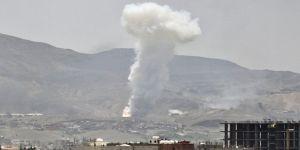 طيران التحالف يقصف مواقع للحوثيين في الجوف وصعدة