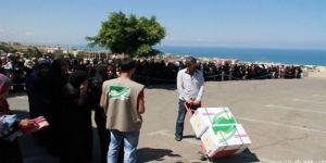 """الحملة الوطنية لنصرة الأشقاء في سوريا تنهي المحطتين الثانية والثالثة من برنامج """"ولك مثل أجره"""""""