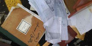 وثائق أسرية رسمية ملقاة في حراج خميس مشيط