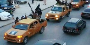 مسؤول ليبي: عشرات العناصر من داعش فروا إلى مصر