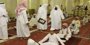 الشيخ السديس: يتفقد ساحات وأروقة المسجد النبوي والخدمات المساندة