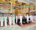 ثانوية الملك سعود تحتفي بتخريج طلابها