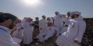 """برنامج """"مرشد"""" يختتم دوراته بزيارة أكثر من 250 موقع أثرياً بالمدينة المنورة"""