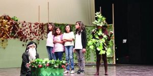 انطلاق فعاليات مهرجان اليوم العالمي للطفل بمركز الملك فهد الثقافي