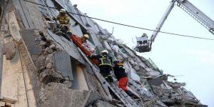 130 شخصا ما زالوا محاصرين إثر زلزال تايوان