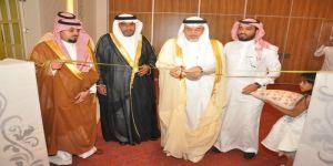 """المعرض الاول من نوعه في الاحساء للعروس السعودية ...المحافظ يرعاه وحضور كبير والنجمة """" الصبان """" ضيفة شرف"""