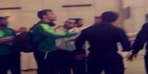 """""""مطار جدة"""": الجهات المختصة تحقق في المشادة بين """"السومة"""" وأحد رجال الأمن"""