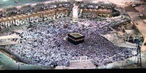 اكتمال أعمال إزالة الحلقة الدائرية من المطاف المؤقت بالمسجد الحرام