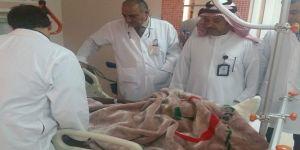 """أسرة سعودية تحقق حلم عاملة منزلية تعاني من """"شلل"""" منذ 20 عاماً"""
