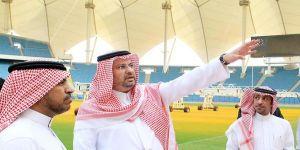 عبدالله بن مساعد: الأهلي أفضل فريق سعودي