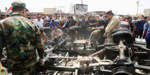 مقتل 11 وإصابة 18 بانفجار سيارة مفخخة في بغداد