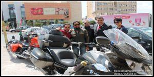 """درّاجو مجموعة المتحدون """"السعودية"""" يجوبون شوارع العاصمة عمّان استعداداً للمشاركة برالي عمّان رايدرز 2016"""