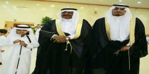 الشيخ عبدالمحسن يحتفل بزواج ابنه في الطائف