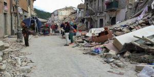 3 زلازل تضرب وسط إيطاليا .. والدفاع المدني: الوضع ليس كارثياً