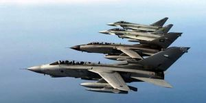 التحالف يدمر صواريخ باليستية وأسلحة حوثية مخبأة تحت الأرض ويقتل 24 عنصرا منهم