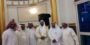 الشاب : مصطفى علوان احمد مقري يدخل قفص الزوجيه