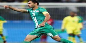 الأهلي يضم العراقي سعد الأمير إلى صفوفه حتى 2018