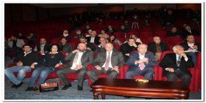 حفل رفيع المستوى لمجلة اللويبدة الأردنية وتكريم الزميل سعد السيلاوي
