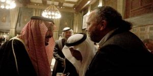 بالفيديو ،، الملك سلمان يطمئن عن صحة كبير مراسلي العربية في الأردن الزميل سعد السيلاوي