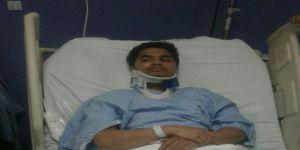 غودة يرقد في مستشفى الملك عبدالعزيز بالزاهر