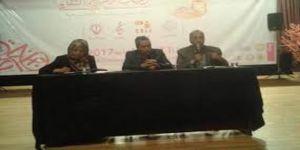 مهرجان الأهرام الثقافي يقيم ندوة تحت عنوان تحديد الخطاب الديني في مواجهة مغالطات الجماعات الإرهابية