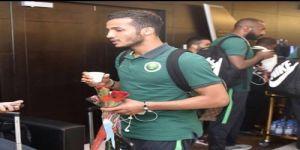 نادي النصر يعلن بشكل رسمي توقيع مخالصة نهائية مع اللاعب نايف هزازي